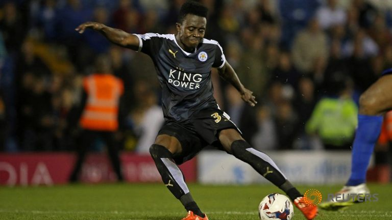 Leicester pokonuje Bury w Capital One Cup