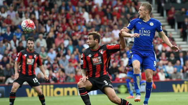 Leicester remisuje z Bournemouth 1:1