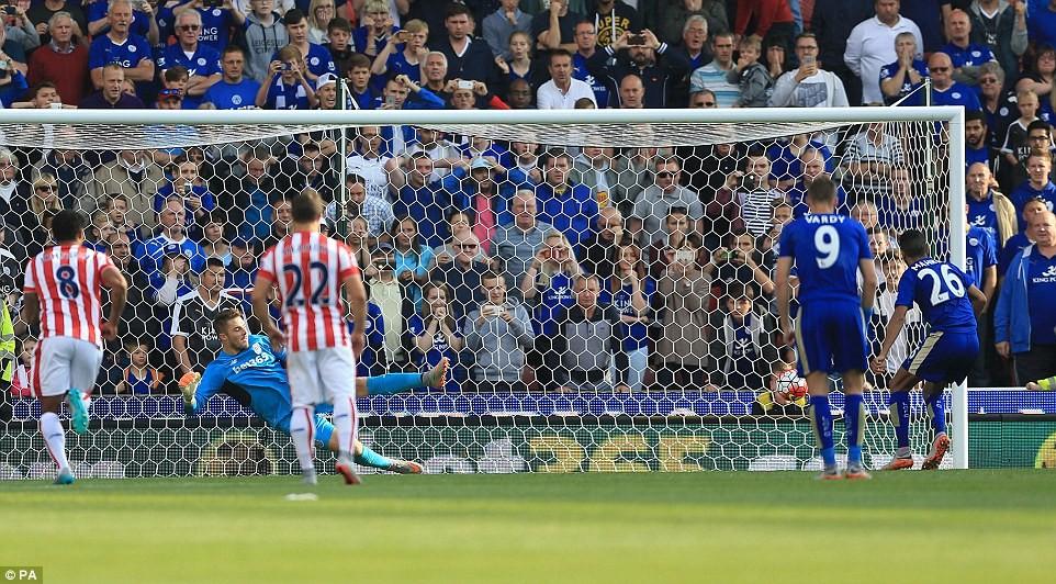 Wyszarpany remis Lisów ze Stoke 2:2