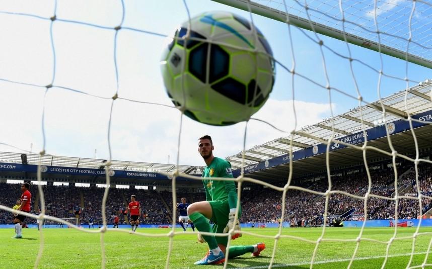 Leicester remisuje z Manchesterem United 1:1
