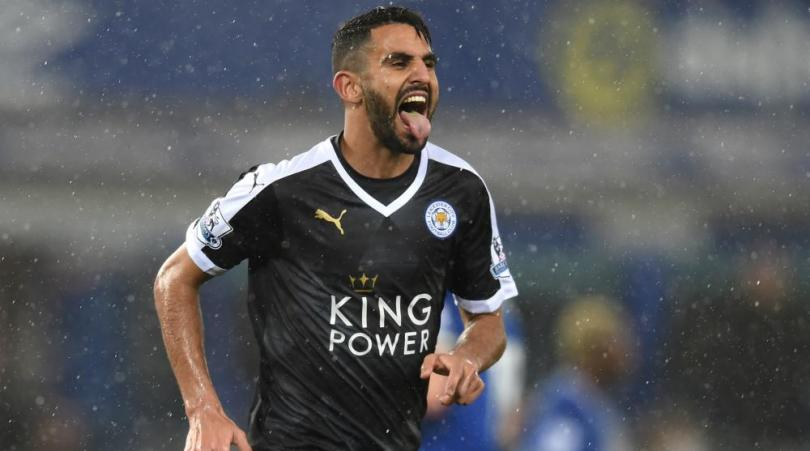 Leicester City pokonuje Everton 3:2