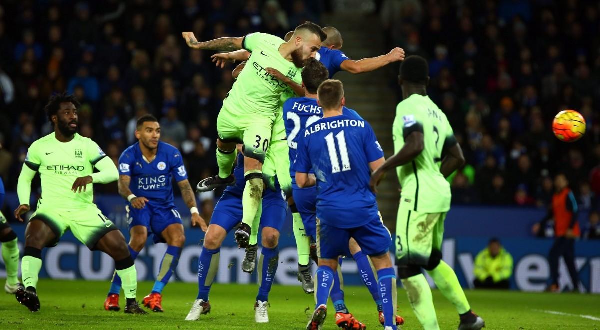 Leicester remisuje bezbramkowo z Manchesterem City