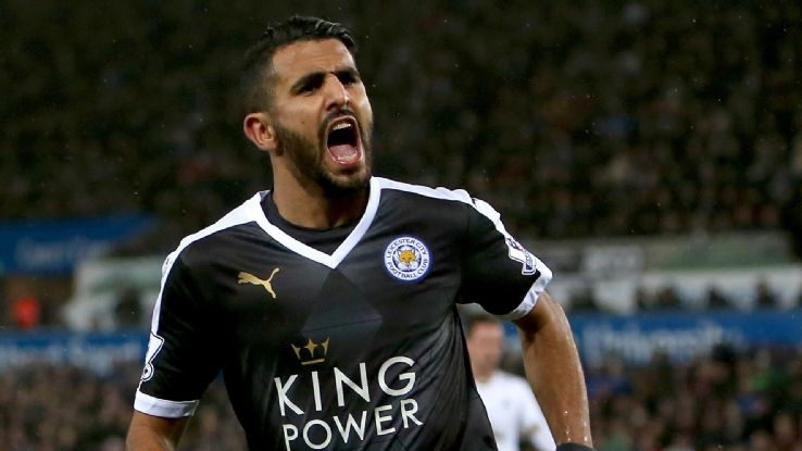 Mahrez kolejnym Lisem z Hat-trickiem w Premier League