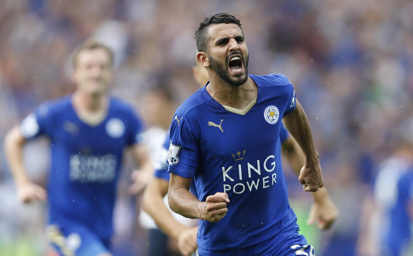 Mahrez nie opuści Leicester City w styczniu
