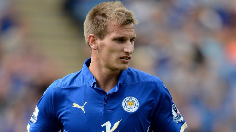Albrighton marzy o tytule Premier League