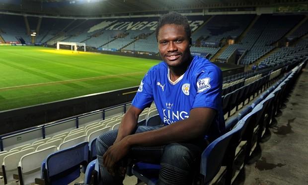 Daniel Amartey zawodnikiem Leicester City