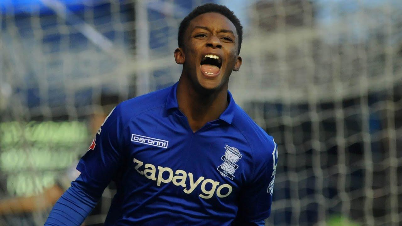 Demarai Gray jedną nogą w Leicester City