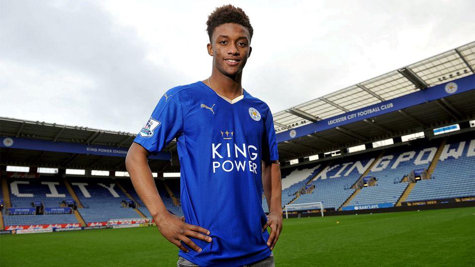 Demarai Gray zawodnikiem Leicester City