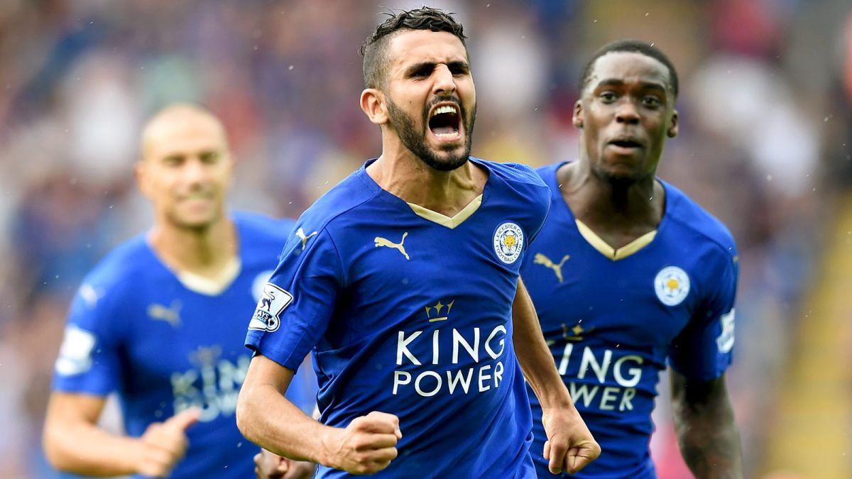 Najlepsze chwile 2015 roku dla Leicester City