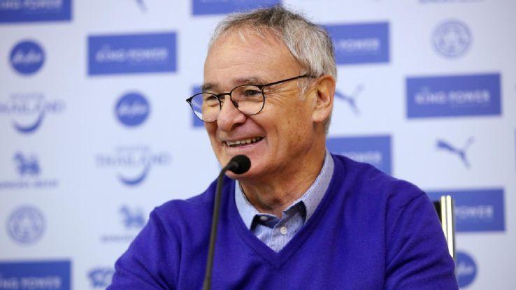 Ranieri chwali drużynę za zwycięstwo ze Stoke