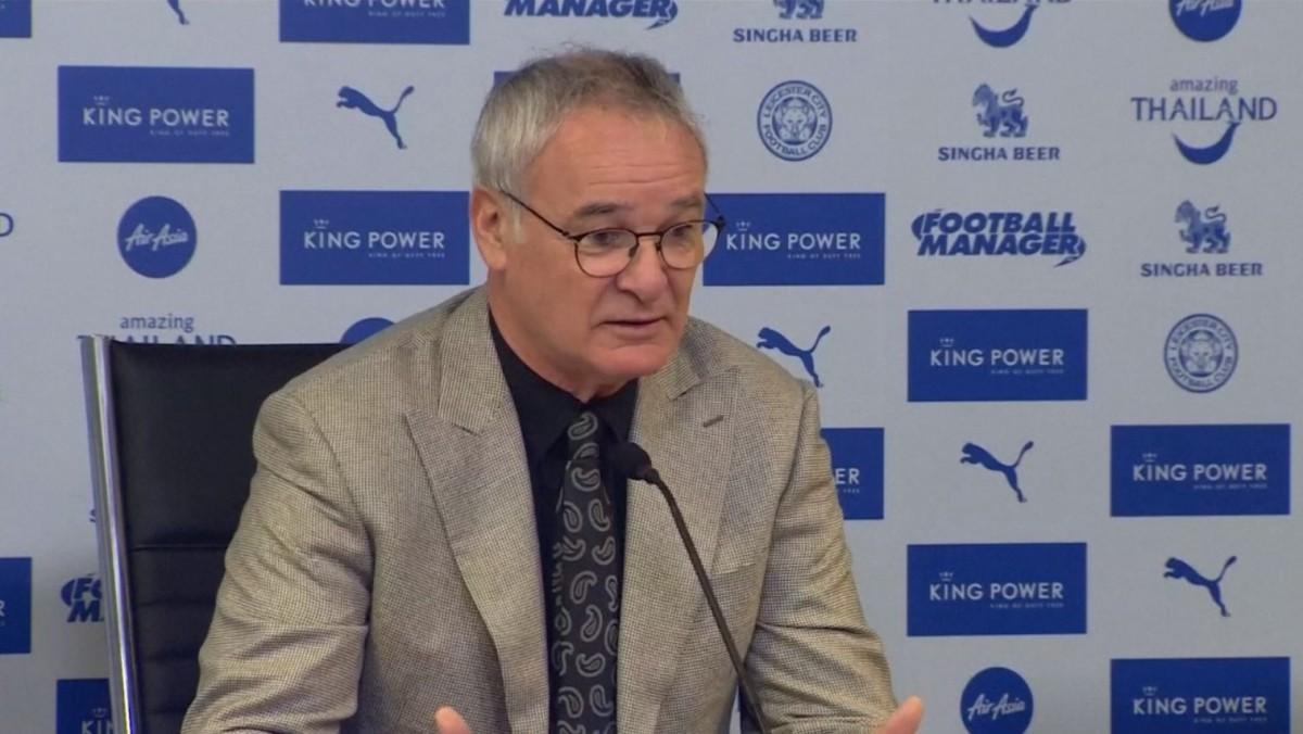Ranieri mimo porażki widzi postępy