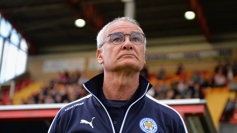 Ranieri o rzucie karnym dla Tottenhamu