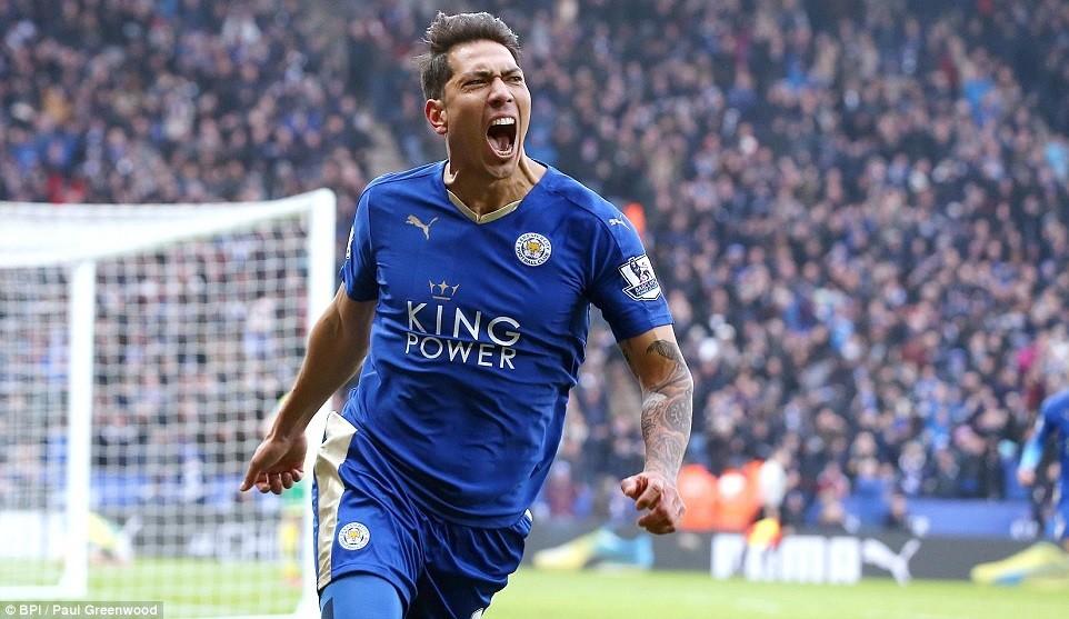 Leicester City pokonuje Norwich City 1:0