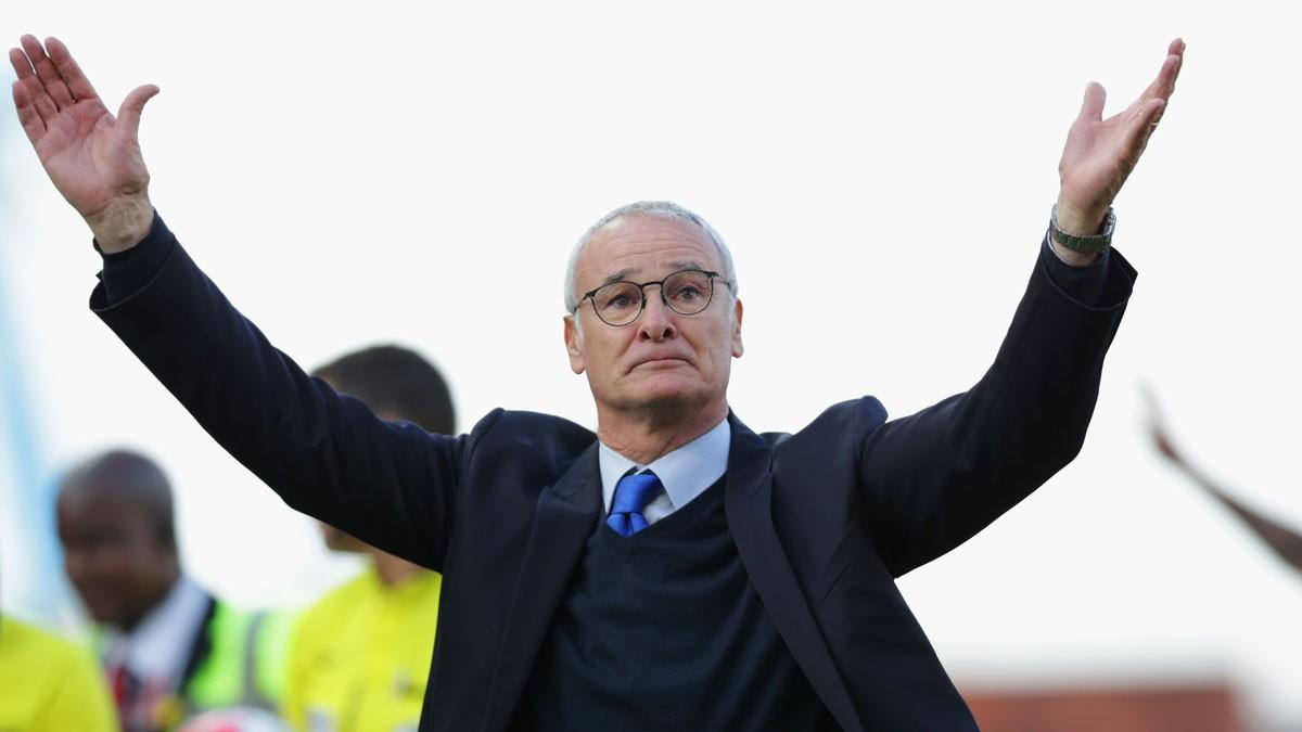 Ranieri: gramy z siłą, duszą i sercem