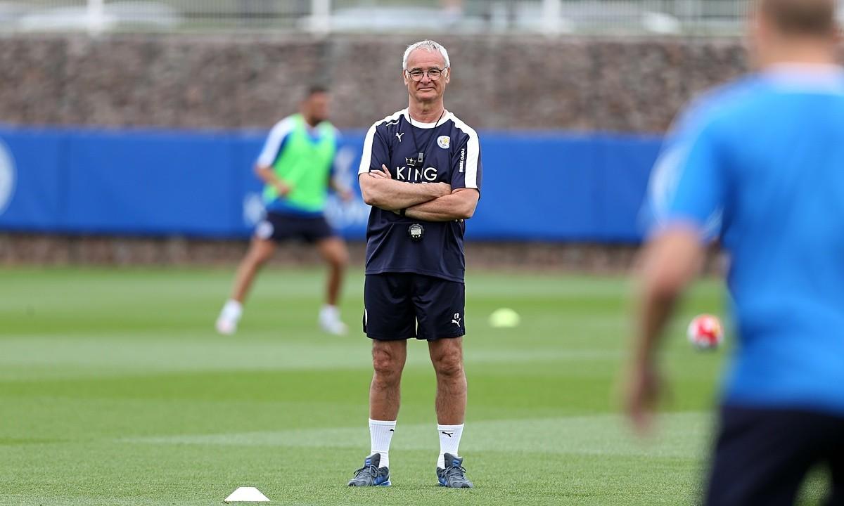 Ranieri oczekuje zdecydowanej walki przeciwko Norwich