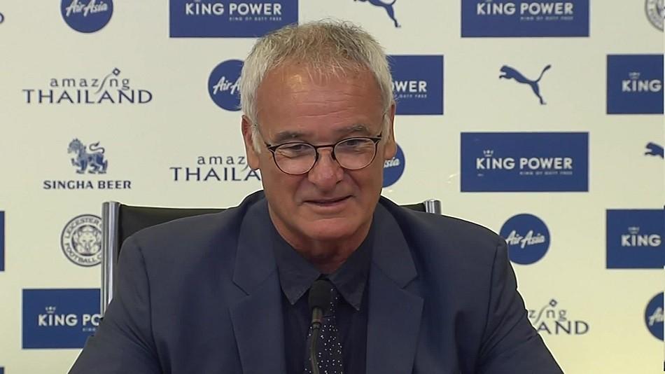 Ranieri: zespół pokazał ogromnego ducha walki