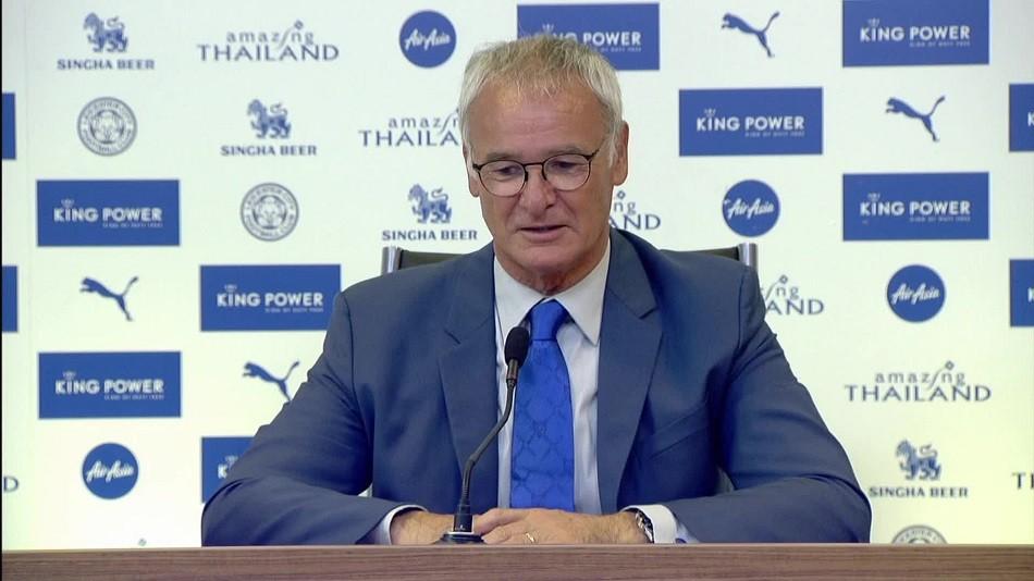 Claudio Ranieri: Nasi fani są z Nas dumni