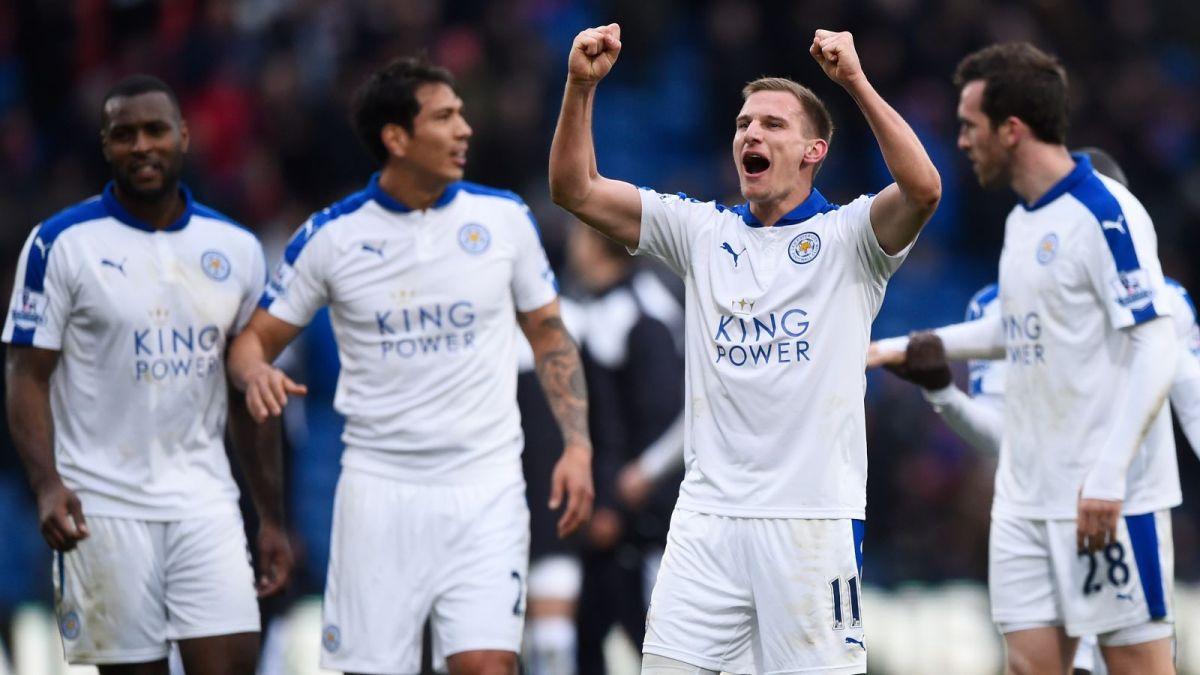 Leicester zagra w międzynarodowym pucharze Mistrzów