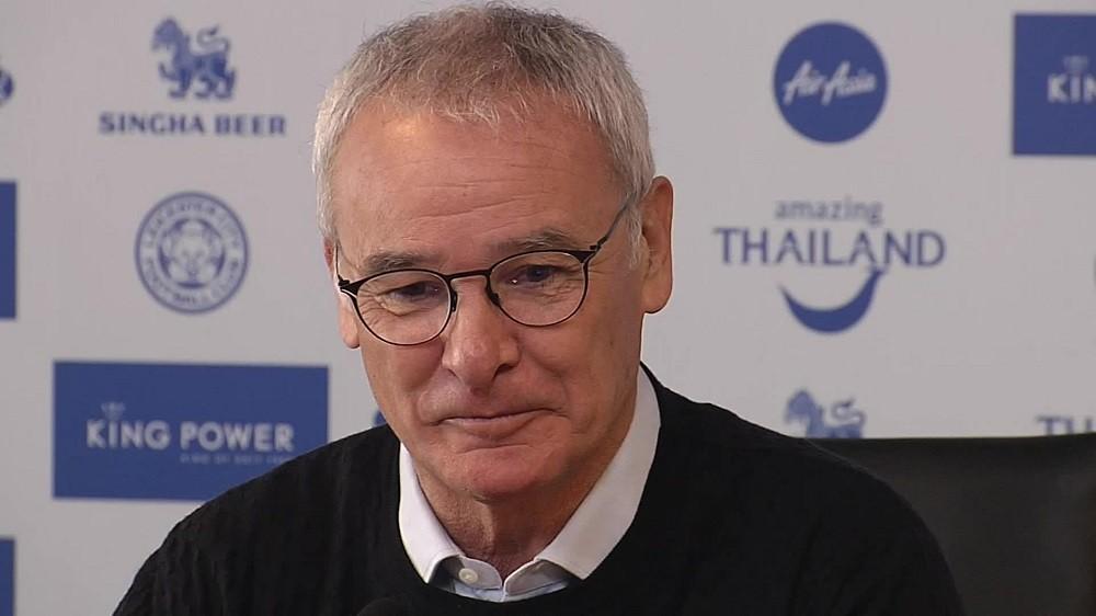 Ranieri: nie rozmawiamy o tytule Leicester