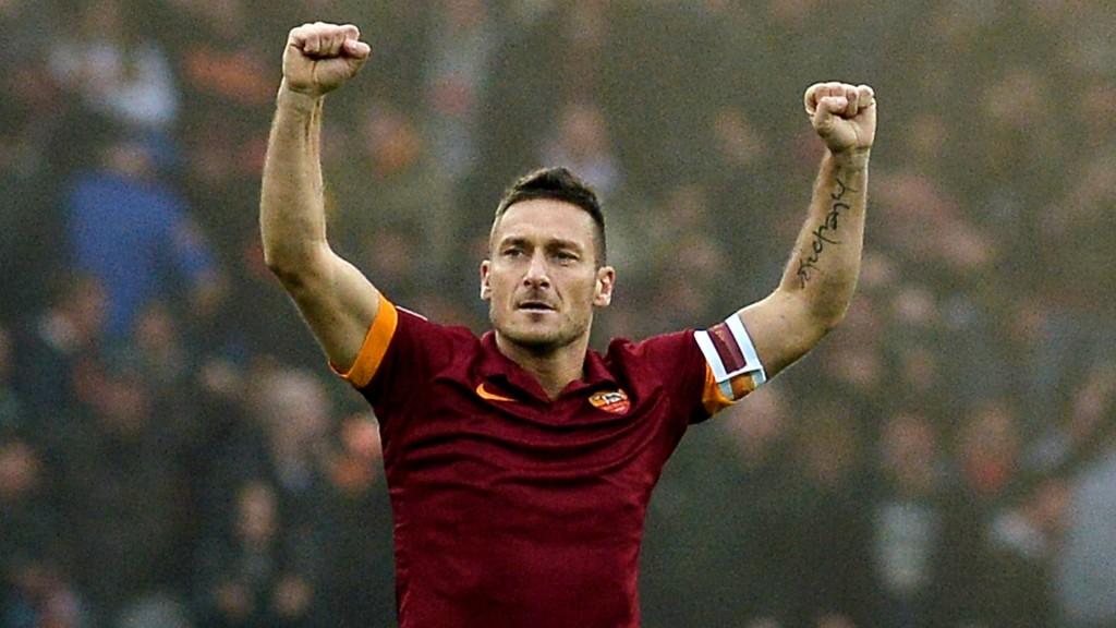 Francesco Totti nie dla Leicester, potwierdza Ranieri