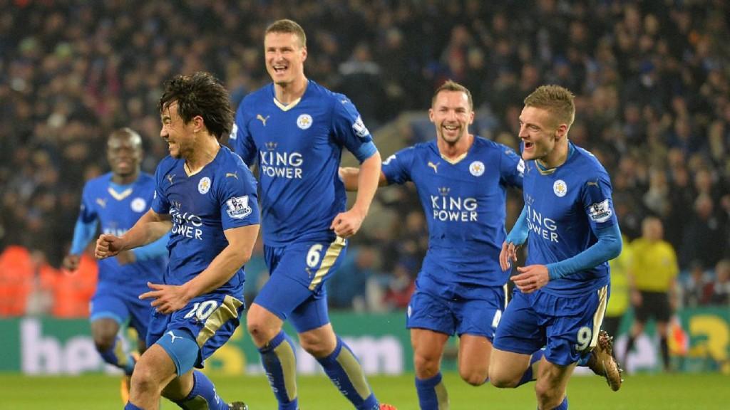 Leicester City pewny gry w Lidze Mistrzów
