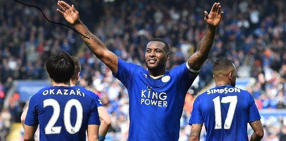 Leicester City pokonuje Southampton 1:0