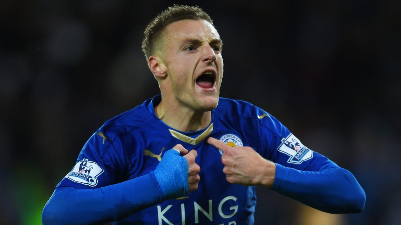 Leicester City pokonuje Sunderland 2:0, dwa gole Vardego