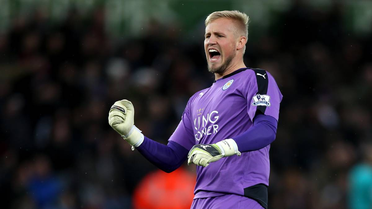 Schmeichel: Leicester jest nadal skoncentrowany