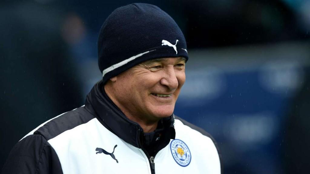 Ranieri zadowolony z wywalczonego punktu