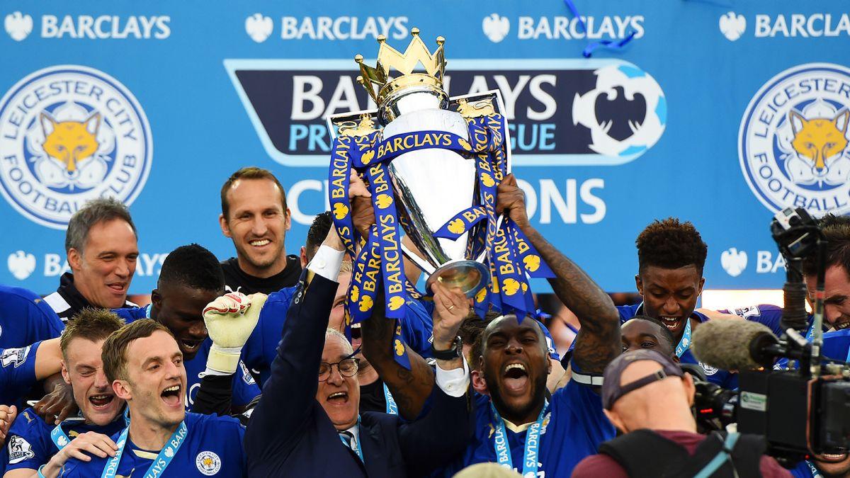 Tak Leicester City świętuje mistrzostwo Anglii