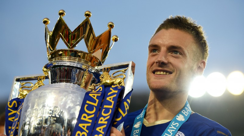 Vardy graczem sezonu Premier League