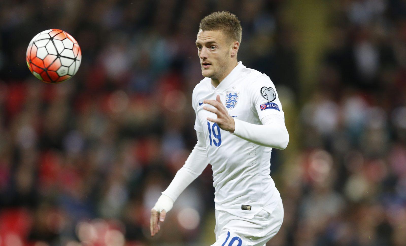Vardy i Drinkwater powołani do szerokiej kadry Anglii