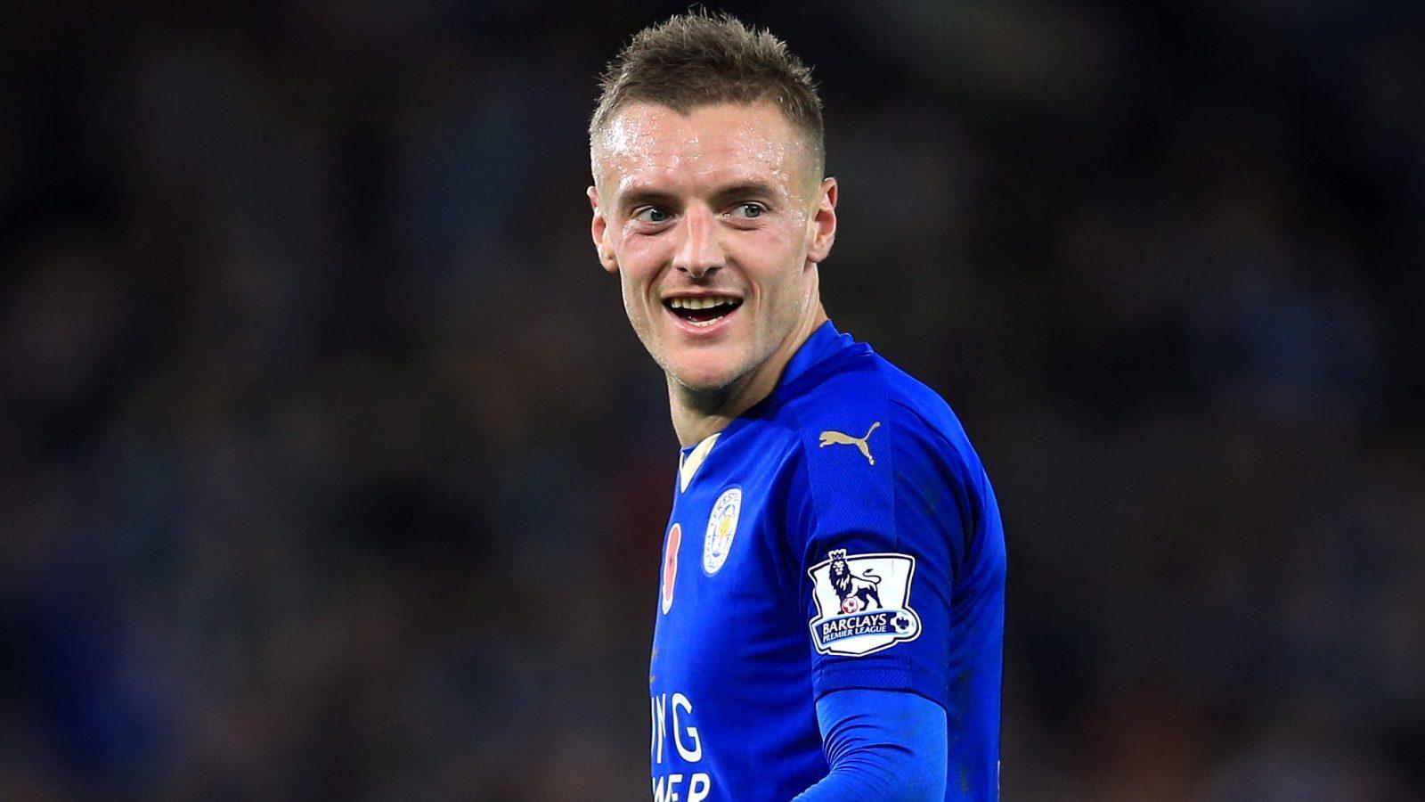 Jamie Vardy przedłużył kontrakt z Leicester City