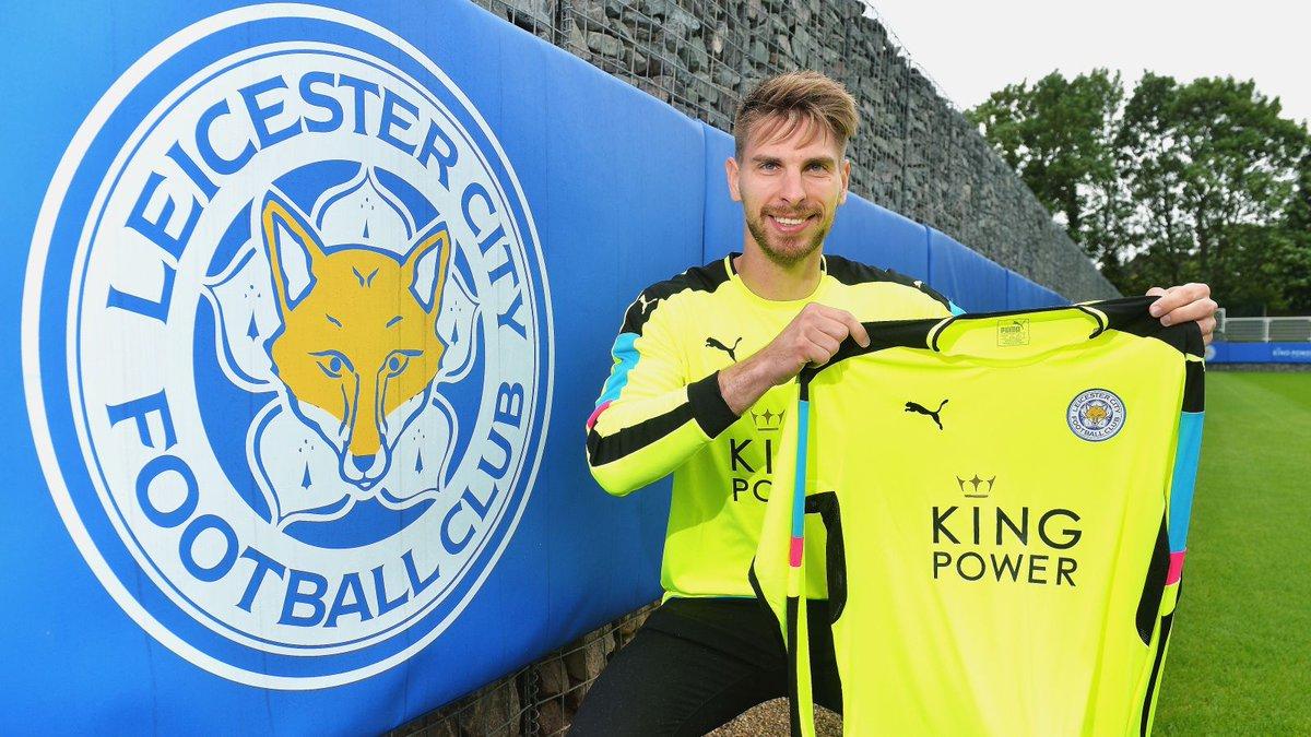 Ron-Robert Zieler zawodnikiem Leicester City