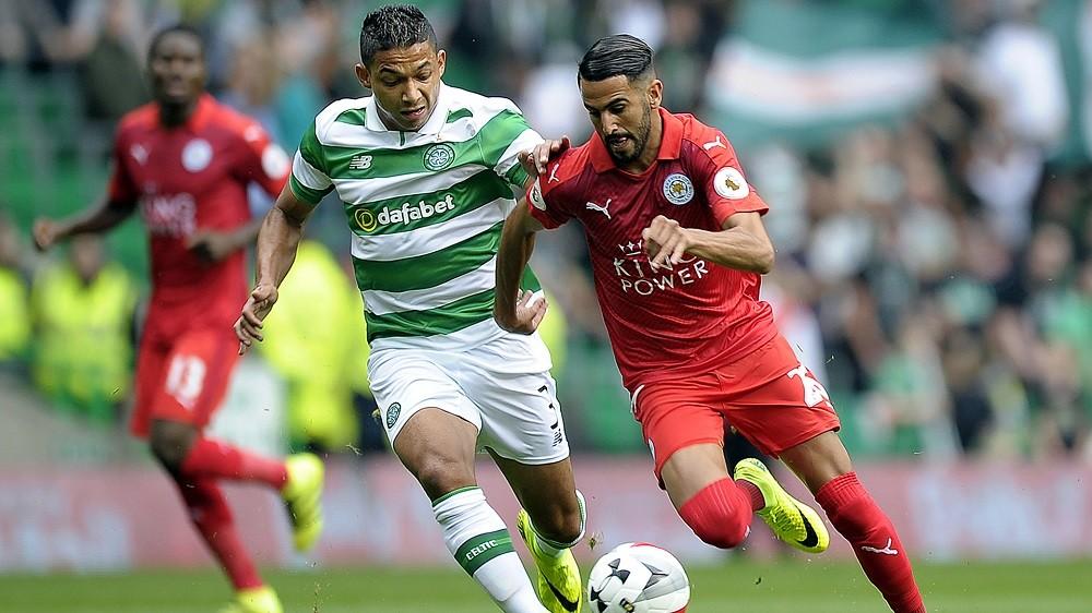 Leicester pokonuje Celtic Glasgow w karnych