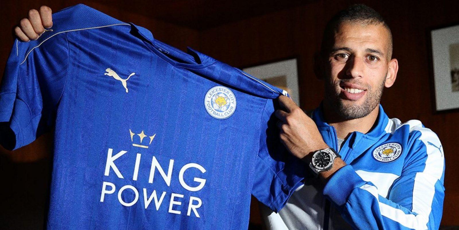 Islam Slimani zawodnikiem Leicester City