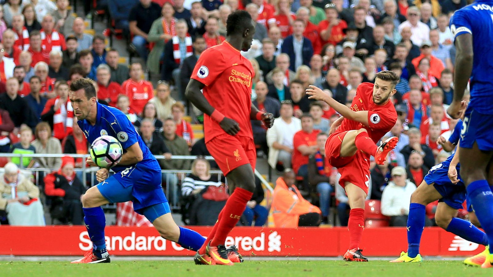 Liverpool - Leicester City 4:1