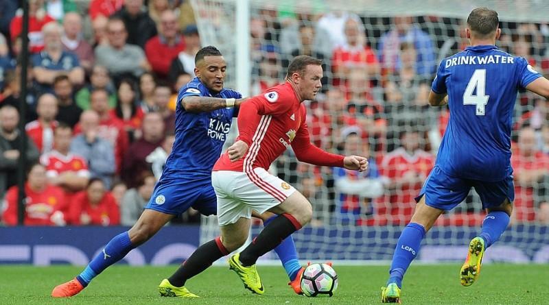 Manchester United rozbija Leicester 4:1