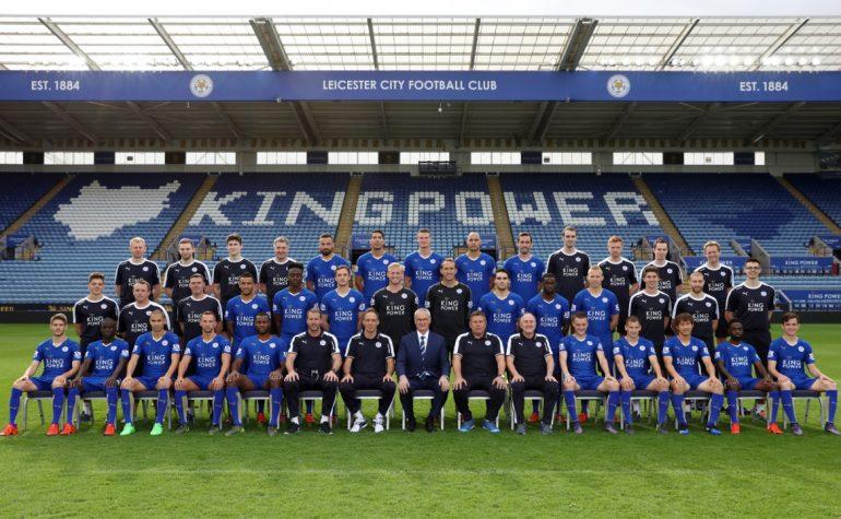 Skład – Leicester City