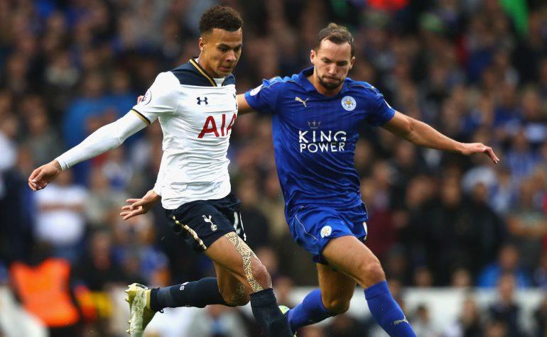 Leicester remisuje z Tottenhamem 1:1
