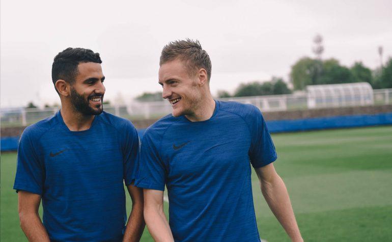 Mahrez i Vardy nominowani do Złotej Piłki