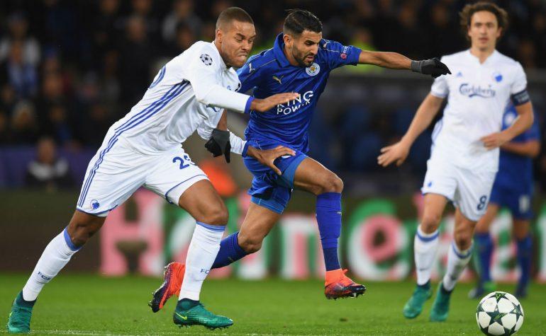 Bezbramkowy remis Leicester z FC Kopenhaga