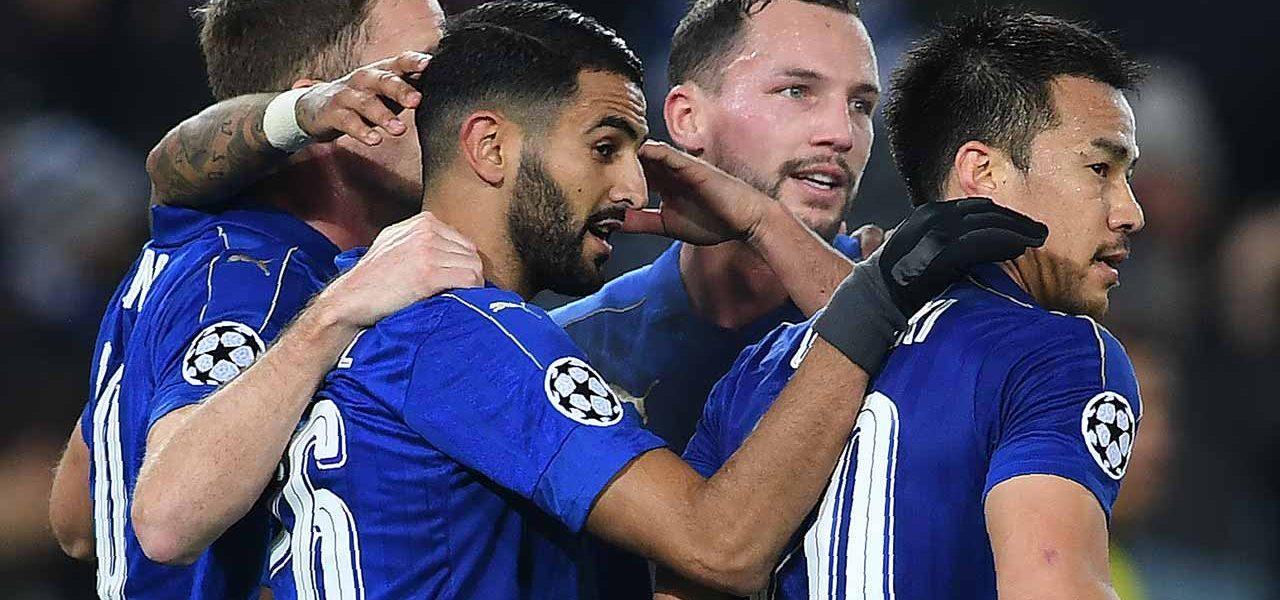 Leicester pokonuje Club Brugge 2:1 i awansuje