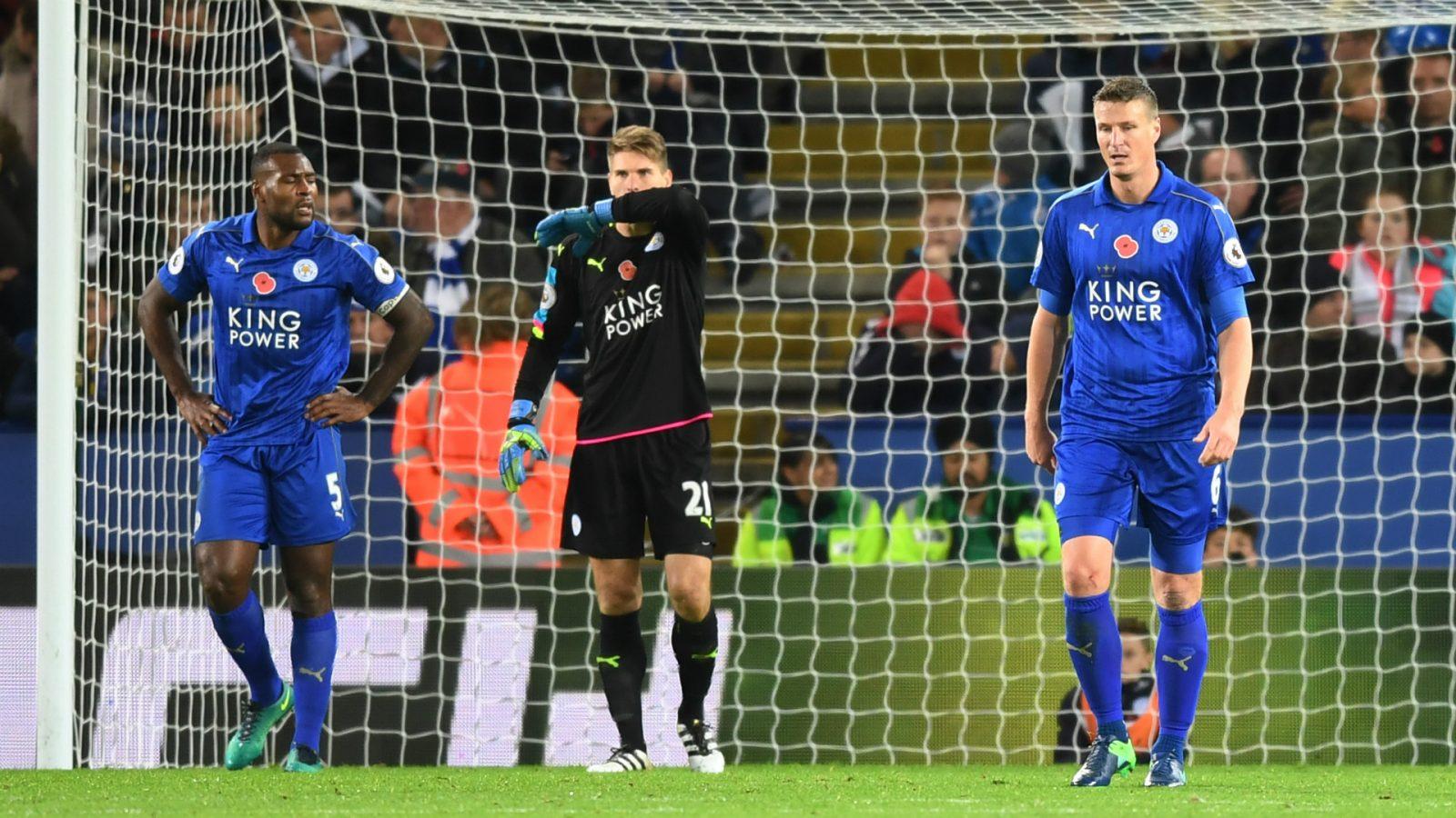 Leicester przegrywa z West Brom 1:2